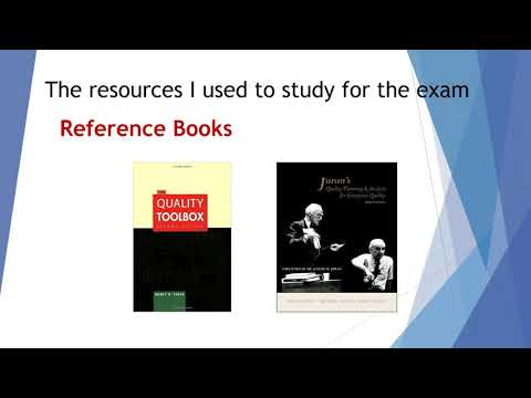ASQ Certified Six Sigma Black Belt Exam Tips and Resources ...