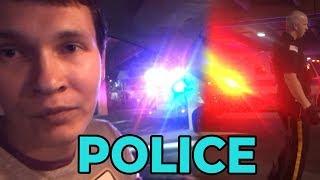 Знакомство С Полицией США. Первый День В UBER.