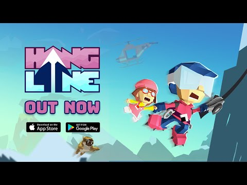 Vídeo do Hang Line: The Adventure