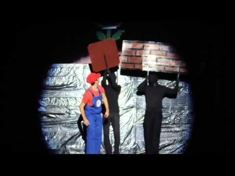 Super Mario wohnt in Dionysen !
