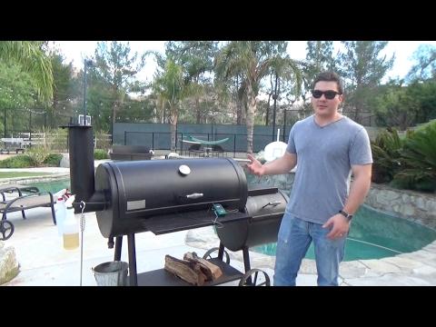 Lang offset smokers — Big Green Egg - EGGhead Forum - The