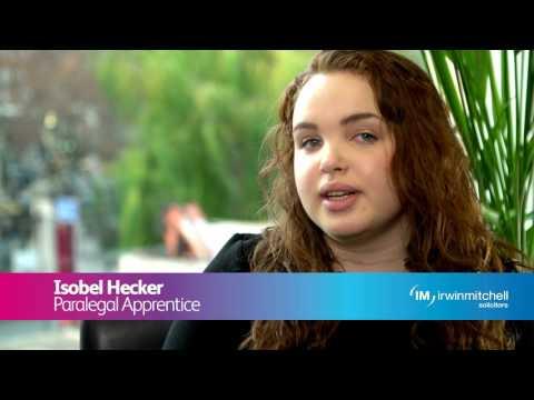 Irwin Mitchell -Apprenticeships