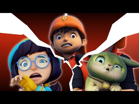 BoBoiBoy & Friends return to Earth