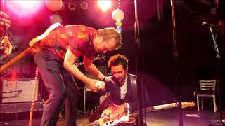 CHUCK PROPHET & THE MISSION EXPRESS @ Yep Roc YR20 Cat's Cradle 2017