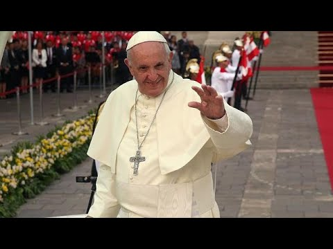 Στο πλευρό των ιθαγενών ο Πάπας Φραγκίσκος