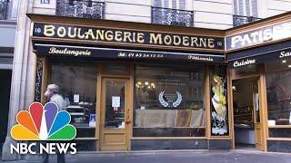 France Faces Worst Financial Crisis Since World War II | NBC News NOW