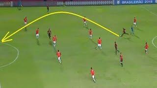GOLAÇO. Amazing Goal de Fellipe Bastos Sport 1 x 0 Atlético-PR