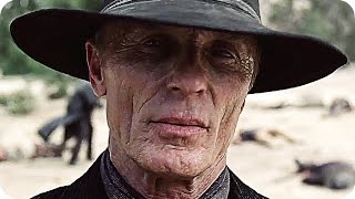 Westworld Season 1 - Trailer Dreams (2016) New HBO Sci-Fi Series