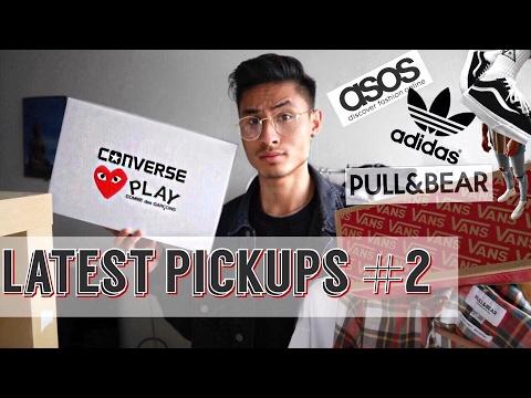 LATEST PICKUPS #2 💥 | Comme des Garcons, VANS, Adidas, ASOS ... | bhpdao