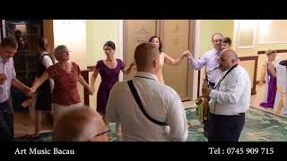 Formatia Art Music Bacau - Batuta Moldoveneasca 2017- Formatie Nunta Bacau-colaj Nunta