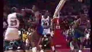 Chicago Bulls - Detroit Pistons | 1991 Playoffs | ECF Game 1: The statement game