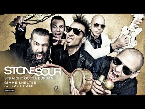 Stone Sour - Gimme Shelter (Audio) Chords