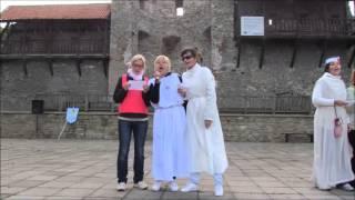 preview picture of video 'Haapsalu linna algkooli olümpiahariduskuu 2012'