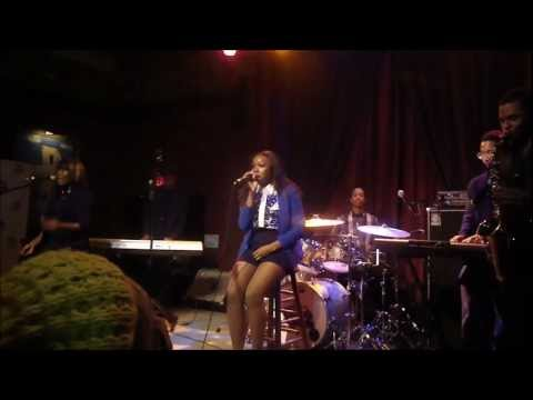 Gabrielle Nicole - Crash 'N' Burn(Original Song)(Live@TheHouseOfBlues)