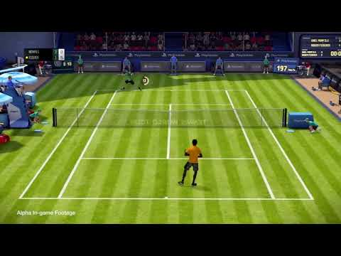 Видео № 1 из игры Tennis World Tour [NSwitch]