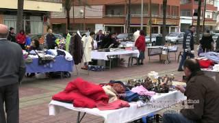 preview picture of video 'Mercadillo de Venta y Trueque de Segunda Mano Amics de S'Arenal (15-12-2012)'