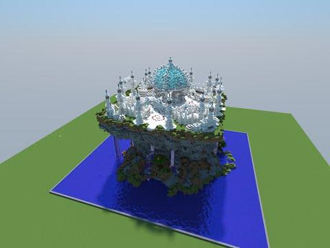 Minecraft Fantasy Builds