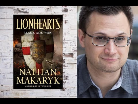 Live Reading of Lionhearts with Nathan Makaryk