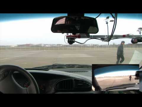 Steering A Car Using Only Your Eyes