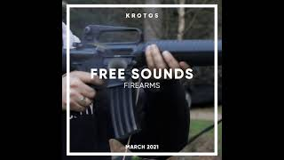 Free Firearms Sound Effects Download (March 2021) from Krotos