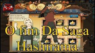 Naruto Online - Finalmente Conseguimos (200x Roleta Da Sorte)