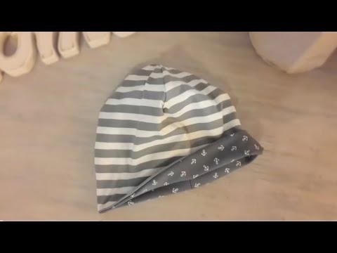 Wendebeanie Nähanleitung - OHNE Schnittmuster - Für Anfänger - Nähtinchen