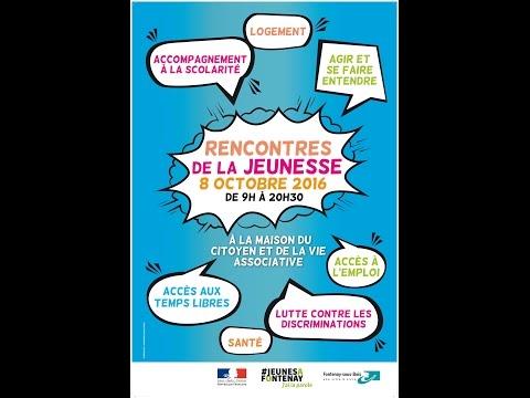 Rencontres Jeunesse 2016 : #jeunesafontenay
