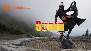 Ep 86 - Spain (part 3) - Motorcycle Trip Around Europe