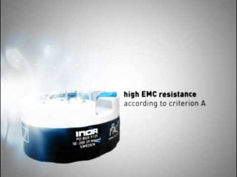 Inor Head Temperature Transmitter Dinrail Temperature Transmitter
