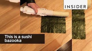 Sushi Bazooka!!!