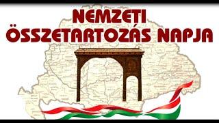 Az összetartozás napja – Tiszalök, 2020.06.04