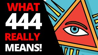 5 SECRETS Angel Number 444 Meaning: Keep SEEING 444?