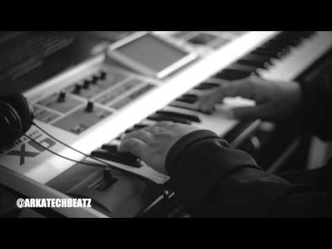 "The Making Of Freddie Gibbs ""Let Ya Nuts Hang"" Prod By Arkatech Beatz"