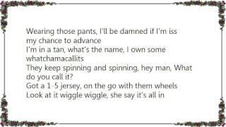 Chingy - Sample Dat Ass Lyrics
