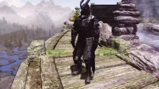 Обзор модов Skyrim #26: Броня серебряного дракона
