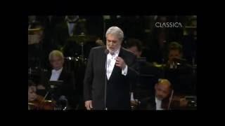 """Plácido Domingo -  """"El Sueño Imposible"""" (The Impossible Dream)"""