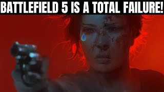 Battlefield 5 Flops Hard With Weak Sales | How EA and DICE Completely Destroyed This Game