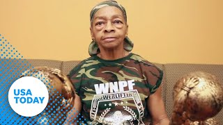 Meet Willie: The Weightlifting Grandmother!