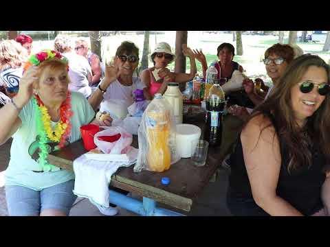 Más de 300 adultos mayores disfrutaron del cierre de la colonia en el Club Náutico