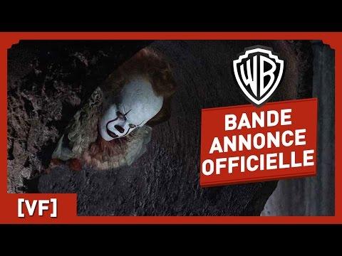 Ça - Bande Annonce Officielle (VF) - Bill Skarsgård | MTW