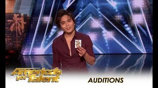 Shin Lim: The Worlds BEST Slight Of Hand Magician! | America's Got Talent 2018