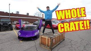 Let the MAJOR Lamborghini Aventador Mods begin!!