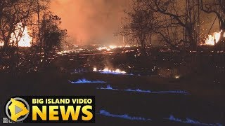 Hawaii Volcano Eruption Update - Wednesday Afternoon (May 23, 2018)