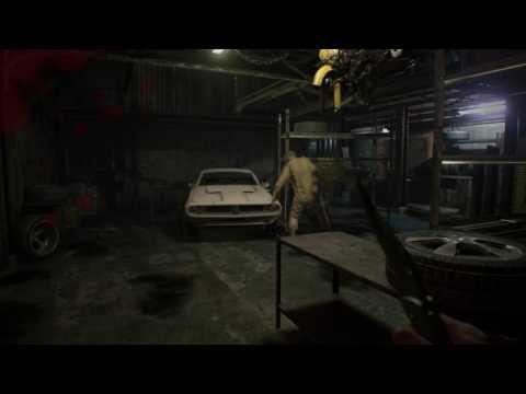Jack Garage Fight Madhouse Resident Evil 7 Biohazard General