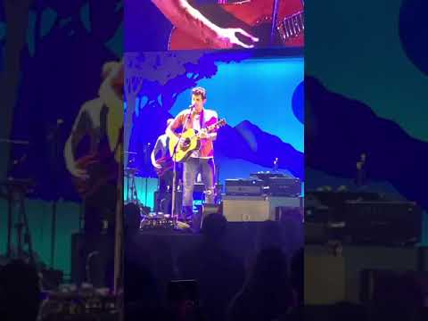 John Mayer- Carry Me Away- San Diego,CA- September 11,2019