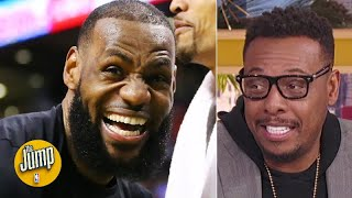 Who was the best NBA player of the 2010s? | The Jump