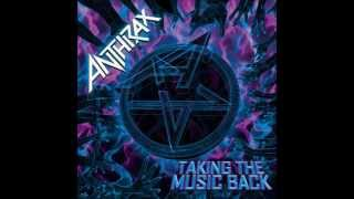 ANTHRAX - Exit -Taking The Music Back E.P. - (RARE!!)