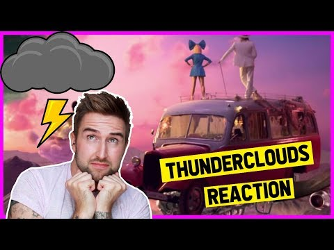 LSD - Thunderclouds (Official Video) ft. Sia, Diplo, Labrinth [REACTION] | thatsNathan