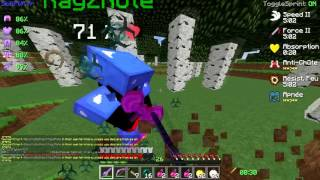 SkillPVP : Ma propre faction me trap....