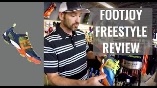 Unboxing w/Jon | FootJoy Freestyle Golf Shoe | Golfland Warehouse | Gtv